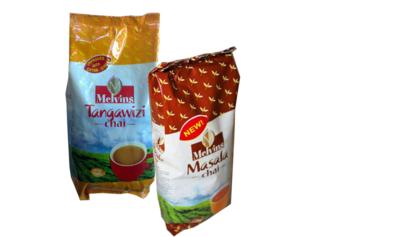 Melvins tea Masala/Tangawizi spice blend from Kenya-2 x 500Gms