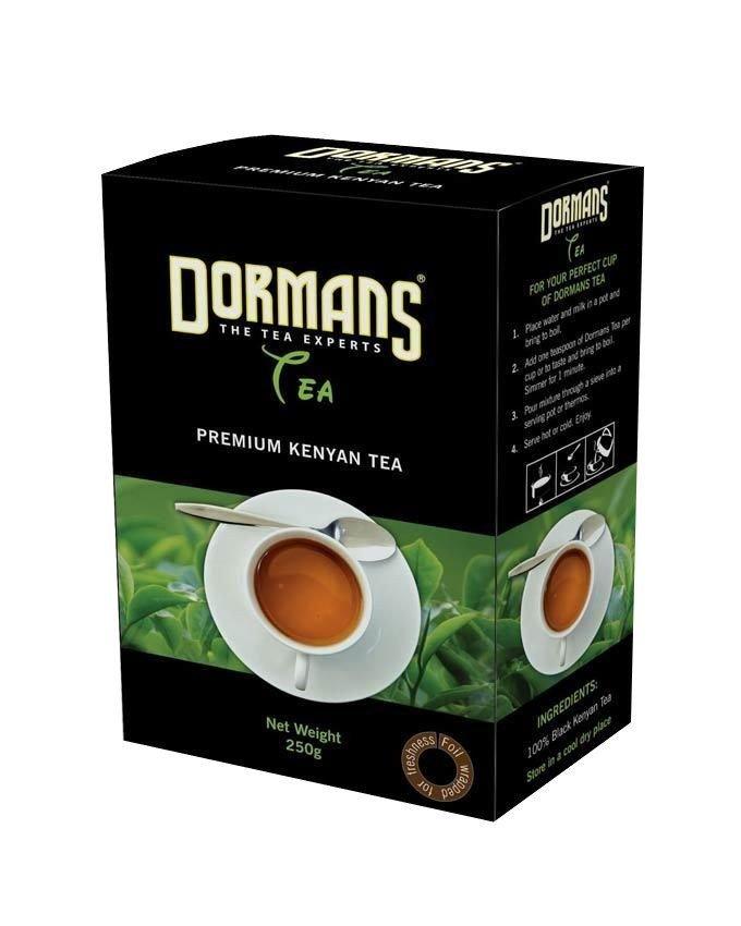 Dormans premium tea from Kenya-500GMS