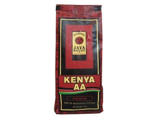 Nairobi Java coffee-1st grade quality roasted ground coffee from Kenya-375GMS