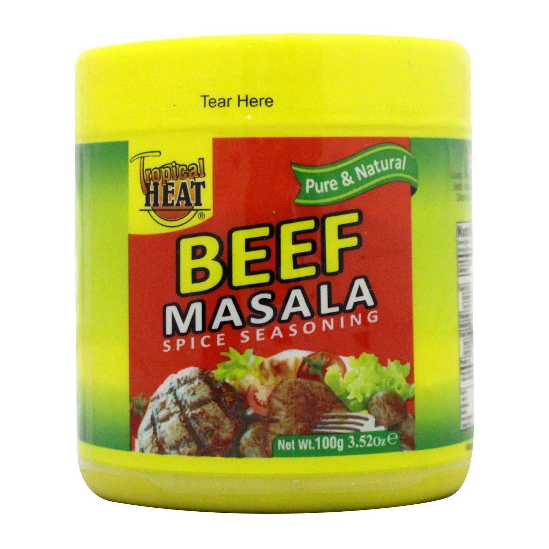 Tropical heat beef Masala from Kenya-100Gms