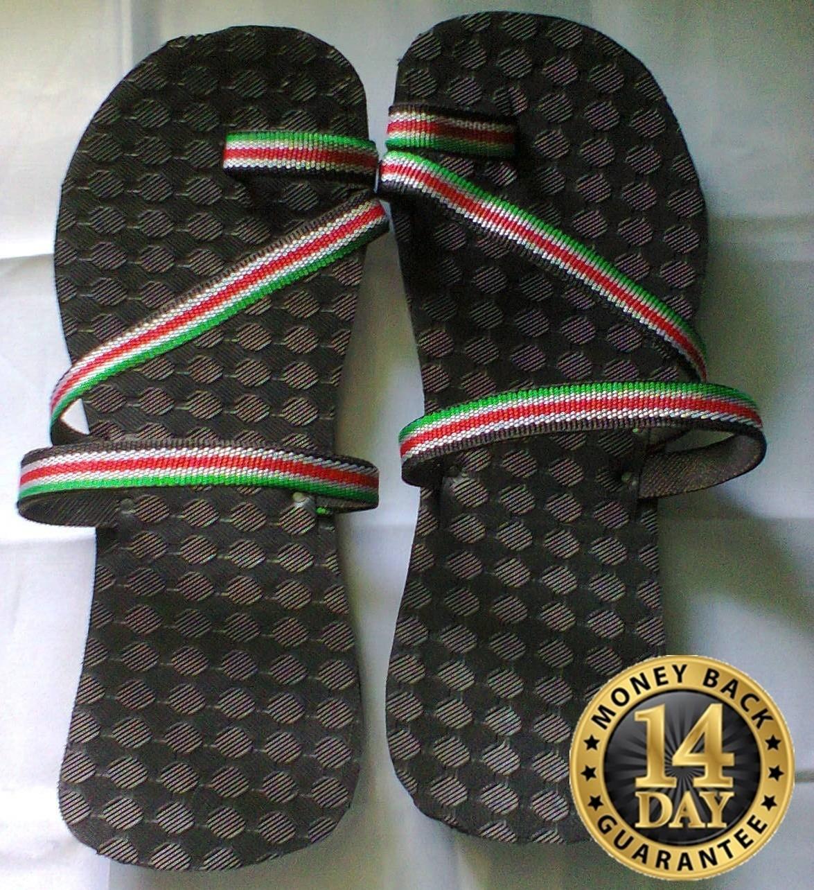 Masai tire rubber sandals U.S size 10.5 men(UNISEX) A0001