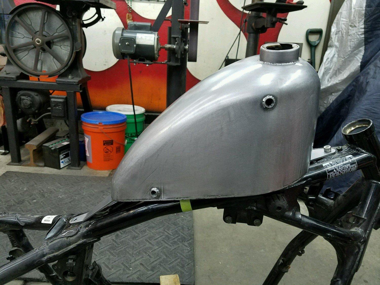 Honda VLX-600 Gas Tank