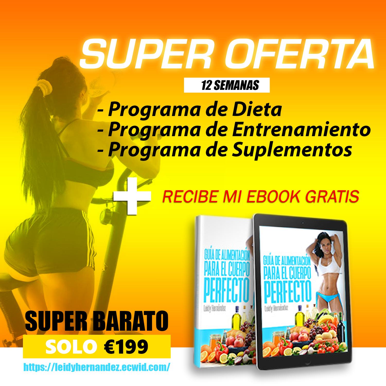 12 semanas Super Oferta €199