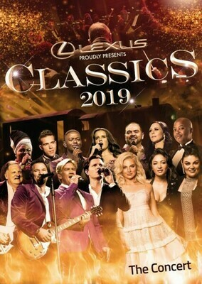 DVD  Classics is groot 2019