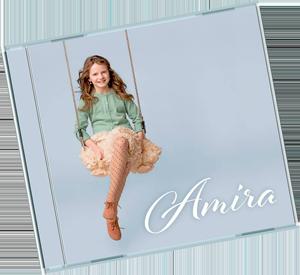 """CD """"Amira"""" EAN888430445925"""