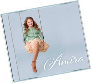"CD ""Amira"" SIGNED / GESIGNEERD!! EAN888430445925-GK"