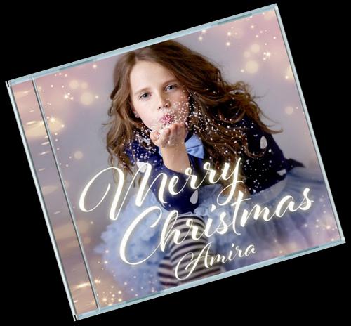 "CD ""Merry Christmas"" (2015) SIGNED / GESIGNEERD 0888751379824-GK"