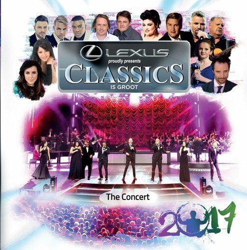 "DVD ""Classics Is Groot 2017"" CIG2017DVD"