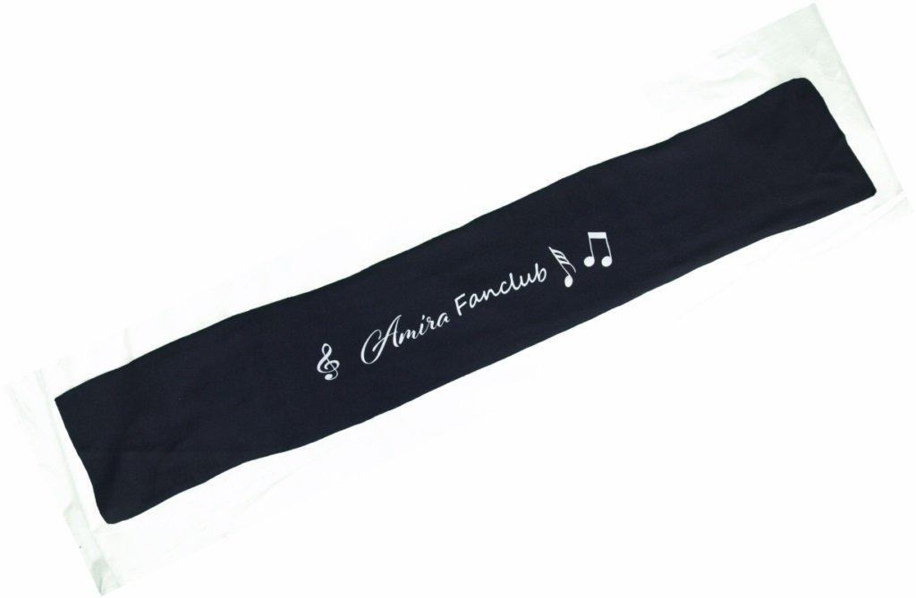 Amira Fan Club sjaal / scarf SCARF01