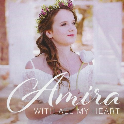 "CD ""With All My Heart"" (2018) SIGNED/GESIGNEERD CDJuke192"