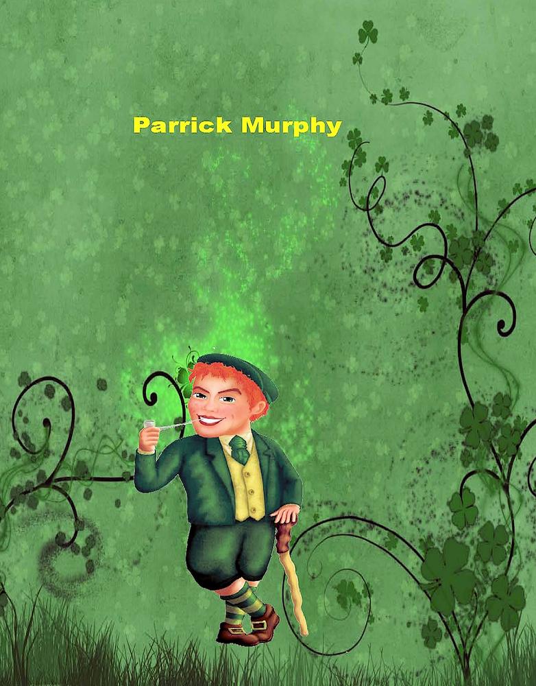 """Parrick Murphy Poster - 8.5"""" x 11"""""""