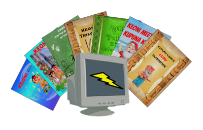 Keoni the Menehune Book Collection - FlipBook Download