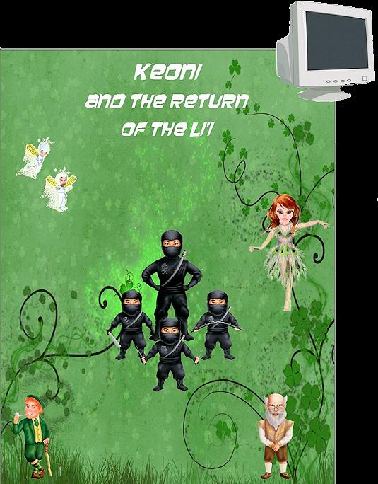 Keoni and The Return of the Li'i - Kindle Format Download