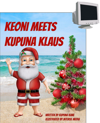 Keoni Meets Kupuna Klaus - FlipBook Format Download