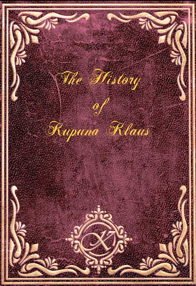 Kupuna Kane's History of Kupuna Klaus - Soft Cover