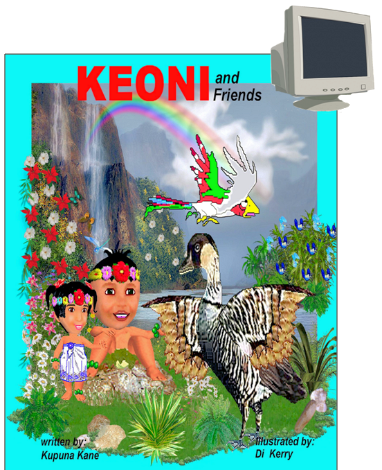 Keoni and Friends - FlipBook Format Download