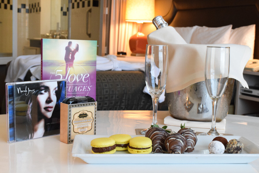 Proximity Hotel Sustainable Romance Package