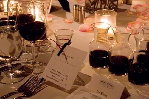 Blend Your Own Bordeaux Wine Dinner