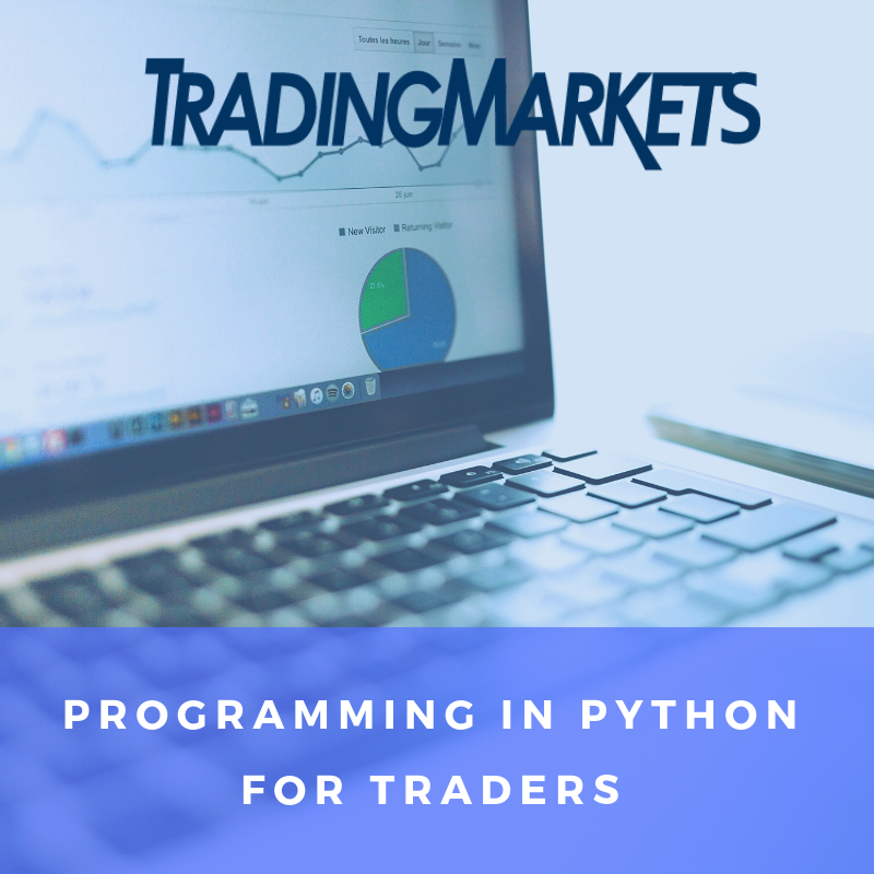 Programming in Python For Traders COU-PPT-Q119
