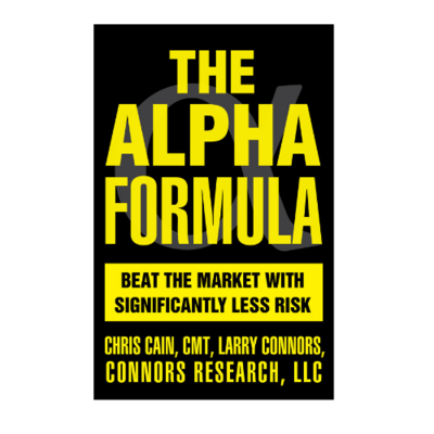 NEW! The Alpha Formula: Beat The Market With Significantly Less Risk