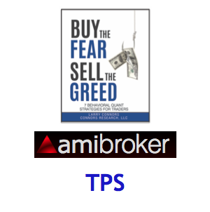 Buy the Fear, Sell the Greed AmiBroker Add-on Code: TPS ADD-BTFSTG-A7