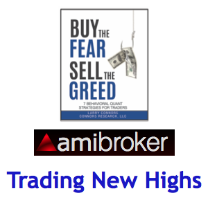 Buy the Fear, Sell the Greed AmiBroker Add-on Code: Trading New Highs ADD-BTFSTG-A6