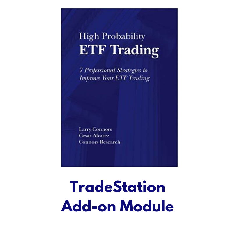 TradeStation Add-on Module for the Strategies in High Probability ETF Trading ADD-ETF-SFTS