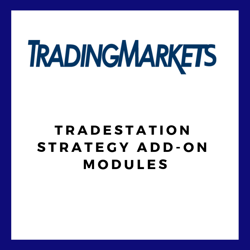 Amibroker/TradeStation Strategy Add On Modules