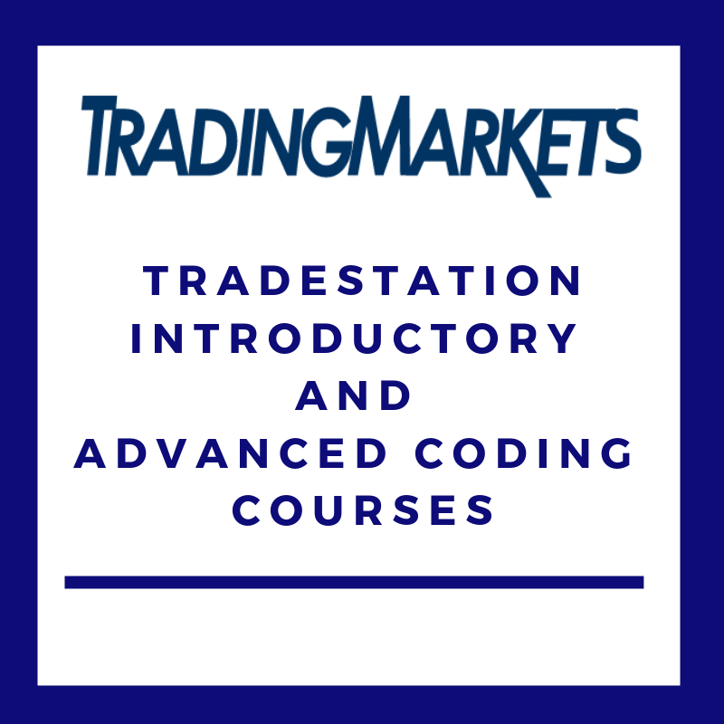 TradeStation Introductory and Advanced Coding Courses COU-CRT3-Q214