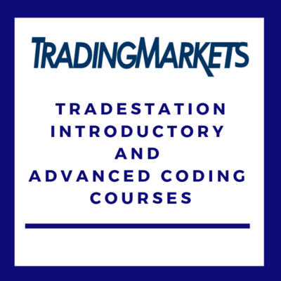 TradeStation Introductory and Advanced Coding Courses