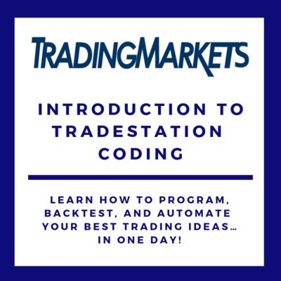 Introduction to TradeStation Coding