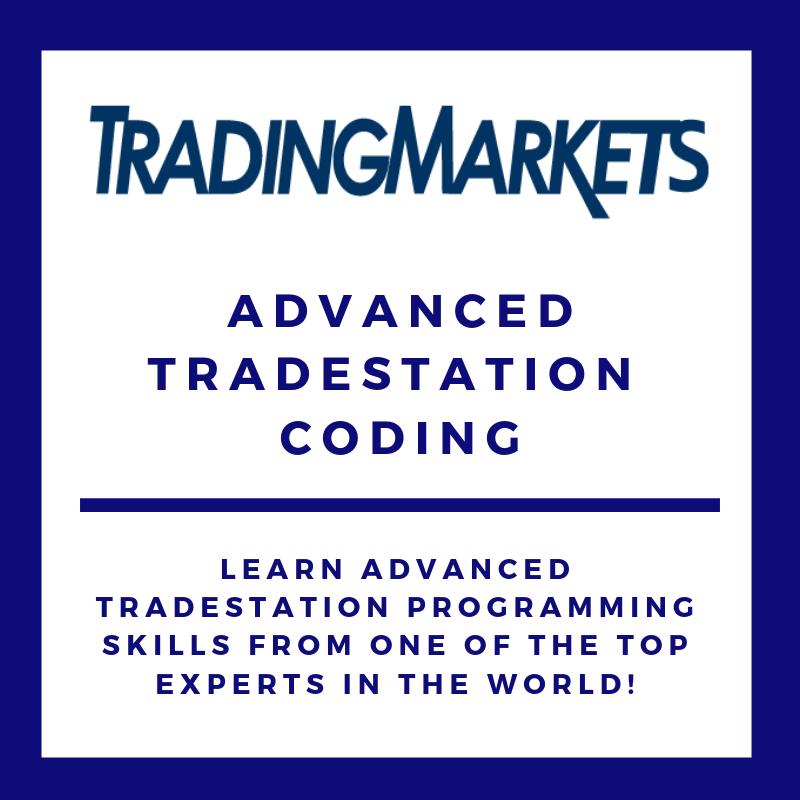 Advanced TradeStation Coding COU-TSAD-Q214