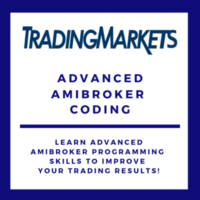 Advanced AmiBroker Coding