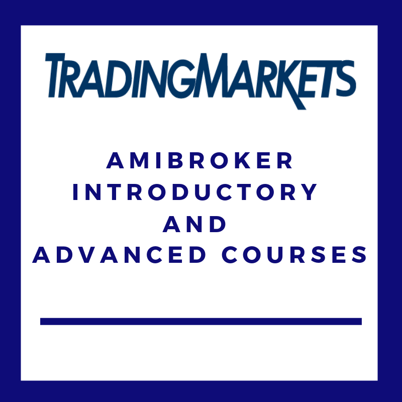 AmiBroker Introductory and Advanced Courses COU-CRA3-Q214