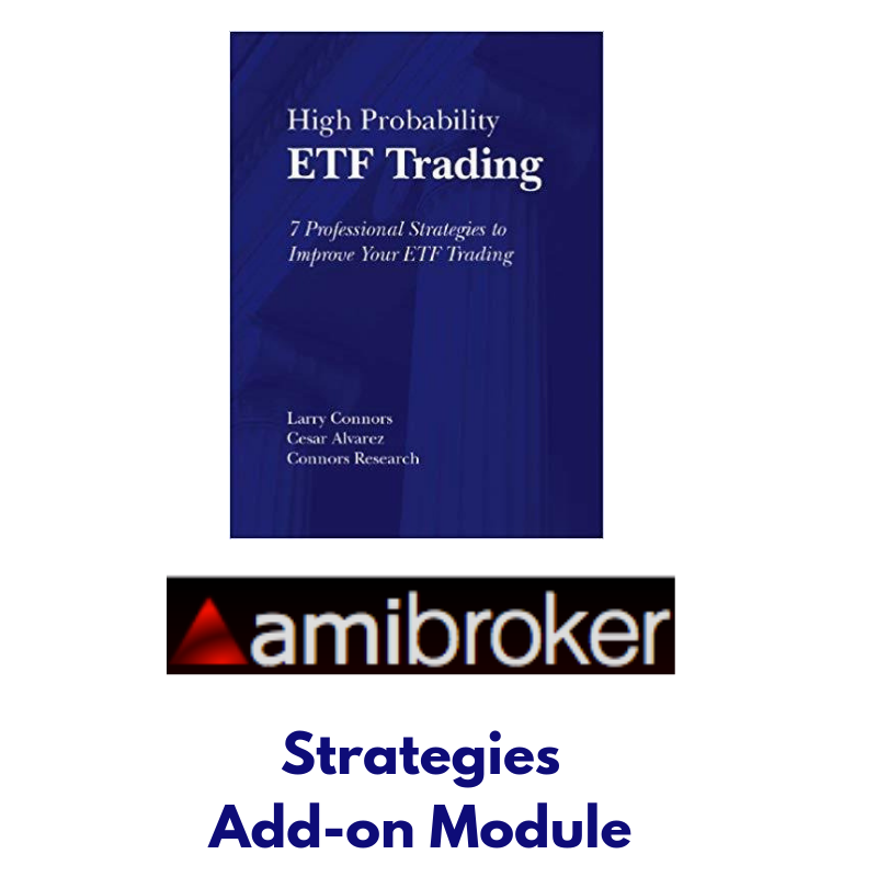 AmiBroker Add-on Module for the Strategies in High Probability ETF Trading ADD-ETF-SFAB
