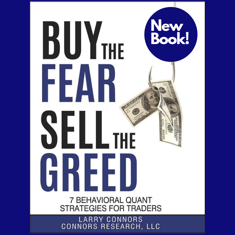 NEW! Buy the Fear, Sell the Greed - 7 Behavioral Quant Strategies For Traders - HARDCOVER - AVAILABLE FOR IMMEDIATE SHIPPING! BOO-BTFSTG-H