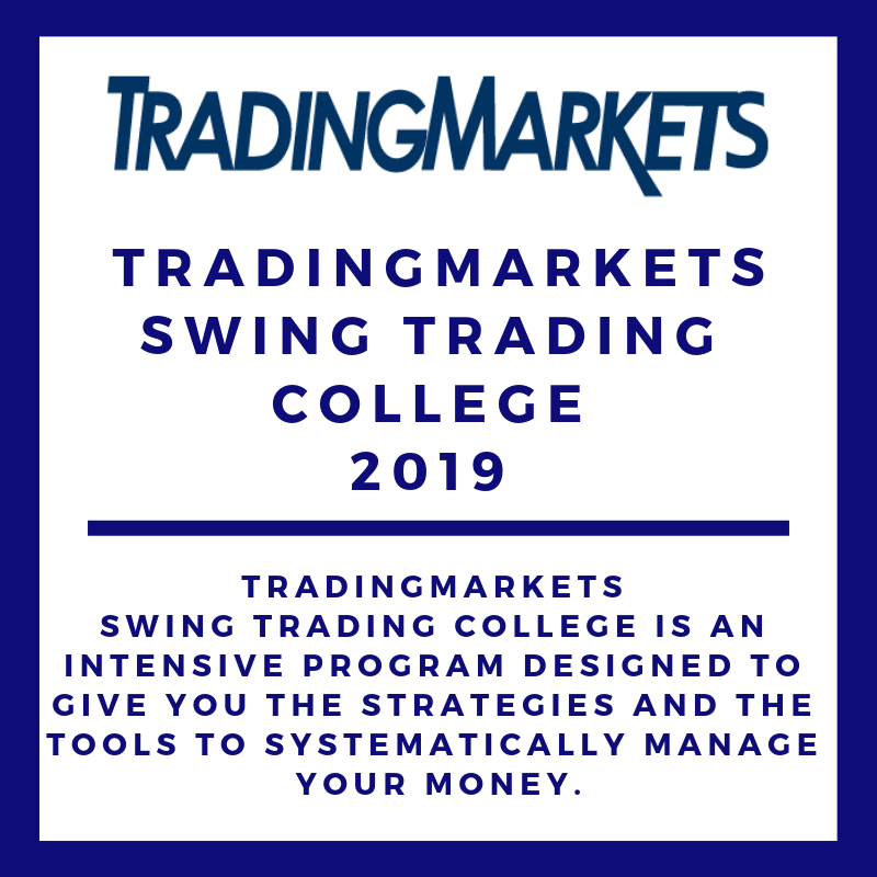 TradingMarkets Swing Trading College 2019 COU-STC-Q119