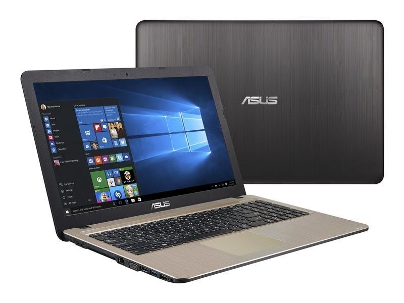 """ASUS VivoBook X540LA-DM1052T - Corei3/4GB Ram/1TB Hard ddrive/1920X1080 15.6"""" Display/Win 10"""