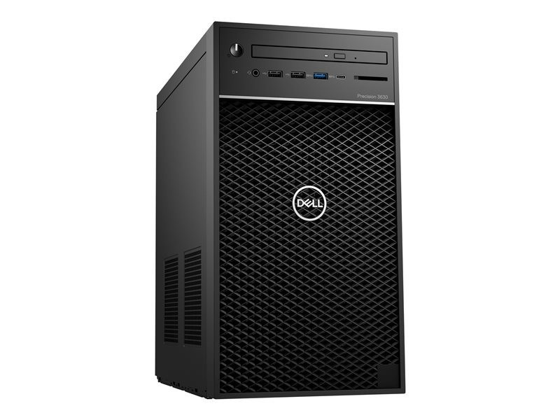 Dell Precision 3630 Tower - Corei7(6-core 4.6Ghz)/32GB Ram/1TB SSD x2 Hard drive RAID/Win 10 pro