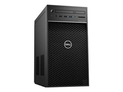 Dell Precision 3630 Tower - Corei7(6-core 4.6Ghz)/32GB Ram/1TB SSD x2 Hard drive RAID/Win 10 pro