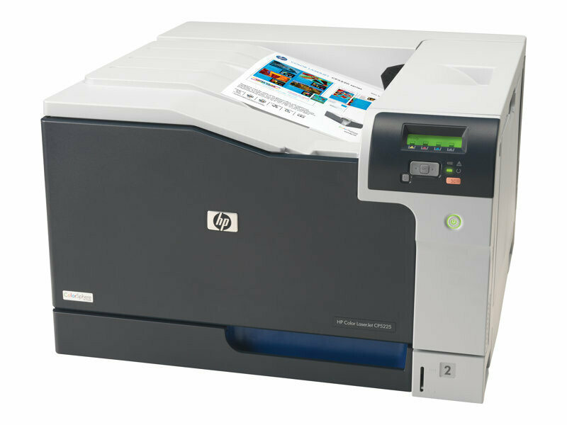 HP Color LaserJet Professional CP5225dn - 20ppm - Duplex & Network - A3/A4