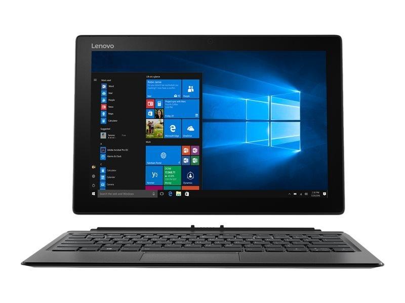 """Lenovo Miix 520-12IKB 20M3 - Core i3(7th Gen)/4GB Ram/128GB SSD Hard drive/12"""" IPS Touchscreen/Win 10 Pro"""