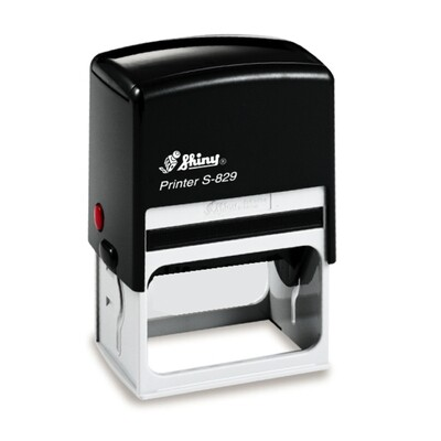 Self Inking Stamp S-829 64mm X 40mm