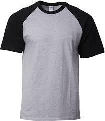Round Neck Raglan TEE Shirt