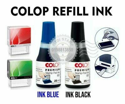 Self-Inking Refill Ink