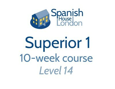 Superior 1 Course starting on 21st April at 7.30pm