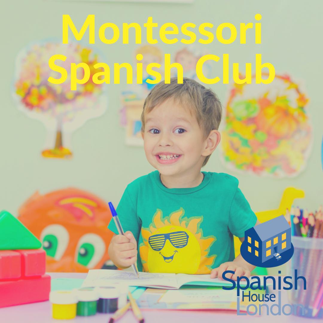 Montessori Spanish Club Summer Term 1