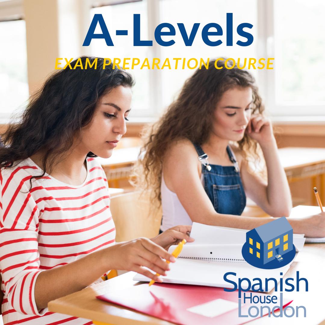 A-Levels Exam Preparation Summer Term 1