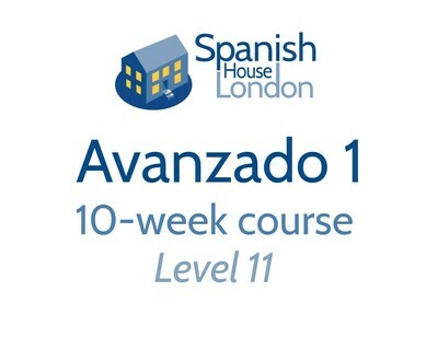 Avanzado 1 Course starting on 2nd June at 6pm