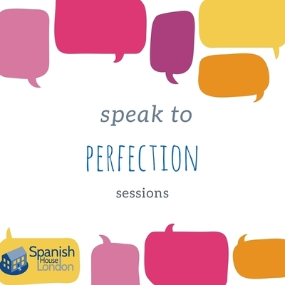 Speak to PERFECTION sessions